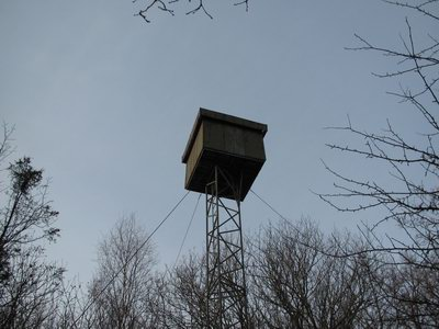 Ls-torn för optisk luftbevakning