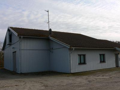 Mellanvågssändaren på Listerlandet (Sölvesborg)
