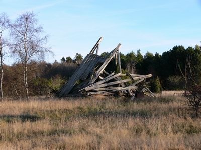 Kvarnen i Truseryd på Torhamnslandet (Karlskrona)
